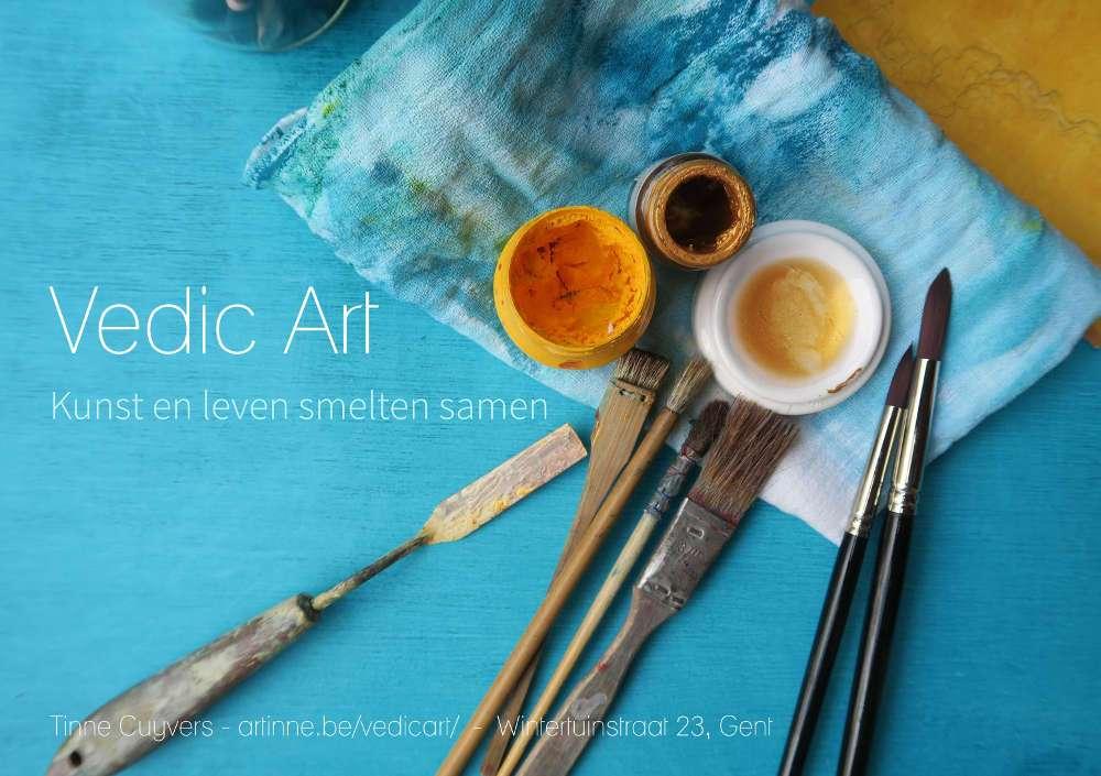 Vedic Art | Tinne Cuyvers