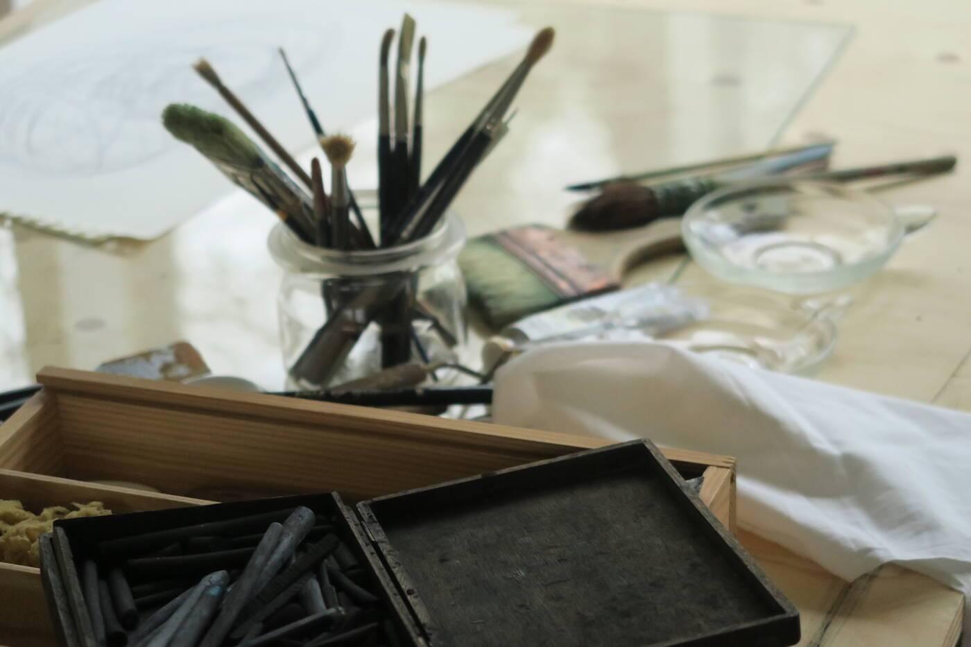 Vedic Art Tinne Cuyvers | Voorjaar 2020 I 06