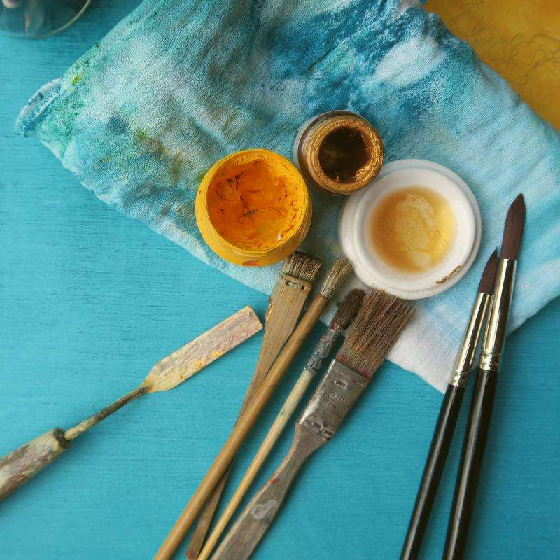 Vedic Art | Tinne Cuyvers work 2