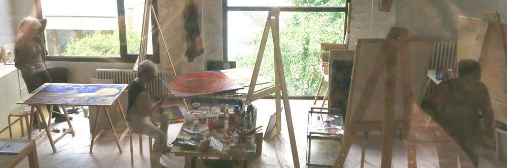 Vedic Art | Tinne Cuyvers Atelier
