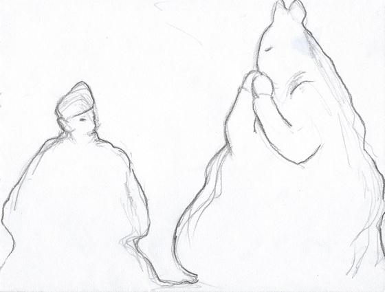 Vedic Art Tinne | Maija Pitz-Koponen | Voorjaar 2020 III 07